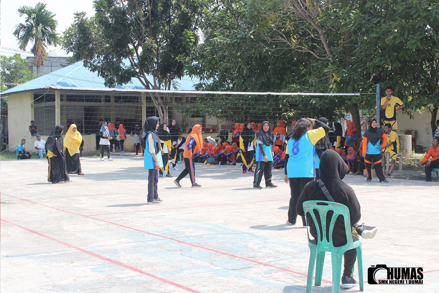 Kunjungan SMKN 1 Rupat
