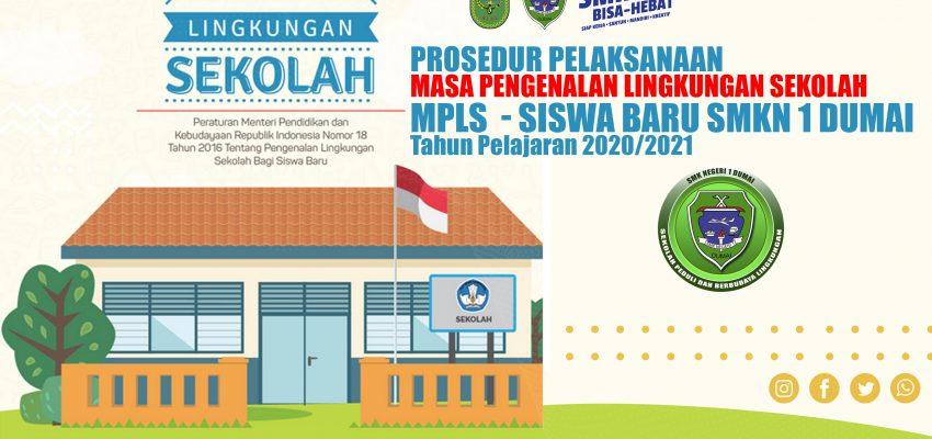 Pedoman kegiatan MPLS SMK Negeri 1 Dumai